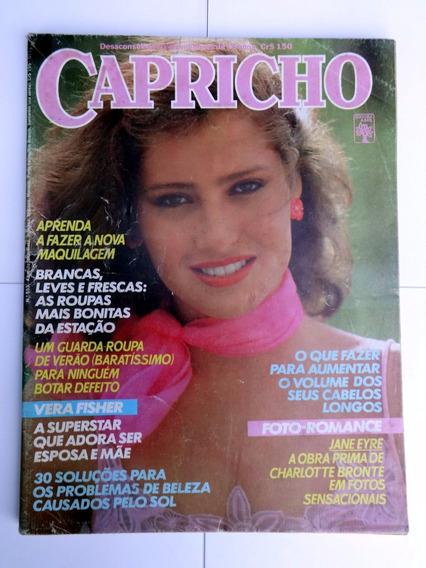Capricho Nº 553: Vera Fisher - Gonzaguinha - Fotonovela