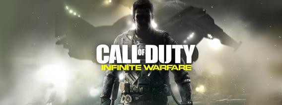 Call Of Duty Infinite Warfare Em Português Pc Dvd Offline