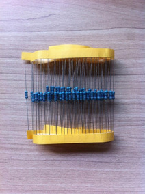 80 Resistores De Precisão 1% - 1/4w - 10k / Dip