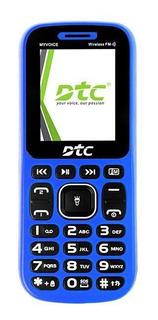 Celular Dtc Myvoice Pro M5 Dois Chips Lanterninha