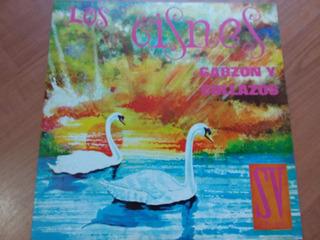 Lp Vinilo Los Cisnes De Garzon Y Collazos