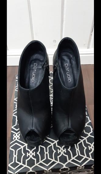 Zapatos Paruolo Cuero