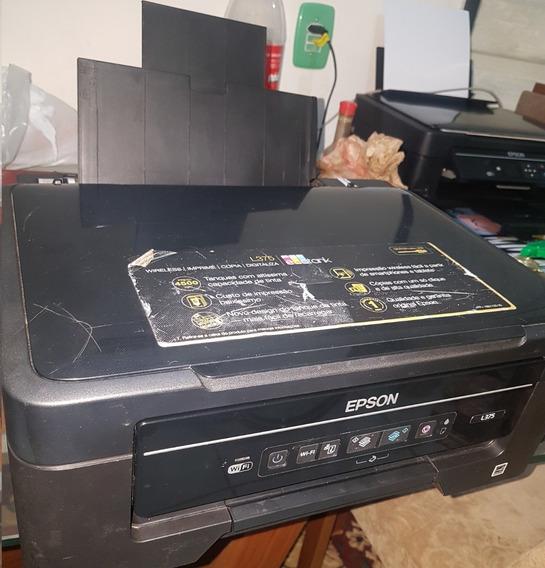 Impressora Epson L375( Para Aproveitamento Das Peças)