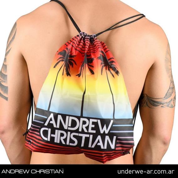 Mochila Andrew Christian Sunset Palm 8377
