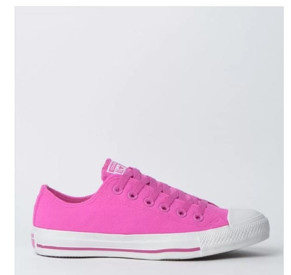 Tênis All Star Rosa Magenta Ct12600002 Original C/nota