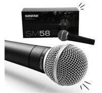 Microfono Sm58 Shure Original
