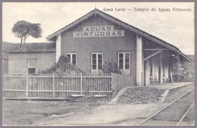 Estação Ferroviária Águas Virtuosas - 30031824