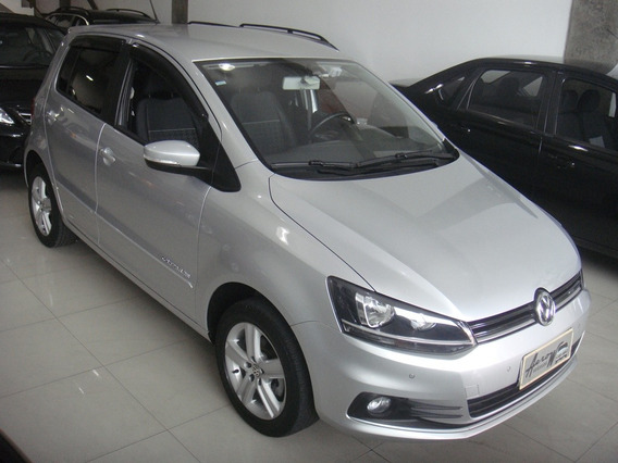 Vw Fox Confortline 1.6 Flex 2016 Completo