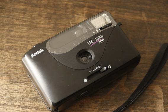Kodak Pro-star 100 - Câmera Analógica