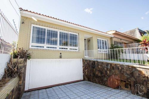 Casa Em Vila Assunção Com 4 Dormitórios - Lu272039