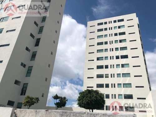 Departamento En Renta En Blue Towers En Atlixcayotl Angelopolis San Andres Cholula Puebla