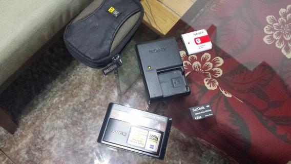 Camera Digital Sony T20 Com 8 Megapixels