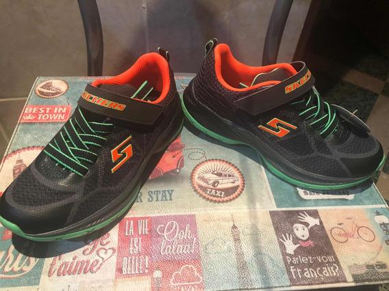 Zapatillas Sckechers 32