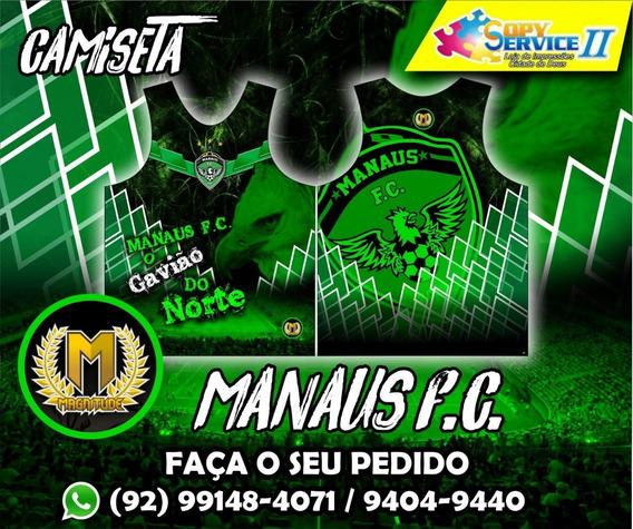 Molde Diferenciado Camisa Manaus F.c.