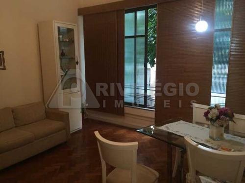 Apartamento À Venda, 3 Quartos, Copacabana - Rio De Janeiro/rj - 17453