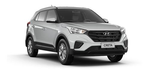 Imagem 1 de 9 de Hyundai Creta 1.6 At Action 21/21 (branco Atlas)