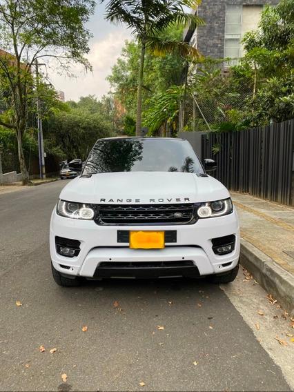 Range Rover Sport Supercargado Hse