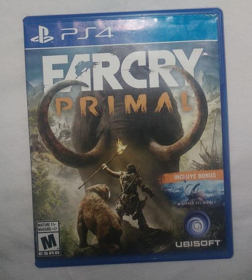 Far Cry Primal, Ps4, Mídia Física, Pt-br