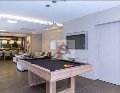 Apartamento Com 1 Dormitório À Venda, 43 M² Por R$ 795.000,00 - Alto De Pinheiros - São Paulo/sp - Ap38002