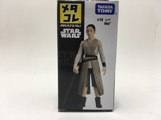 Takara Tomy Metacolle Star Wars The Force Awakens #14 Rey