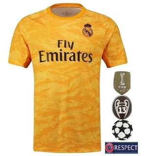 Camisa Real Madrid Goleiro19/20 /personalizamos
