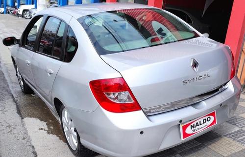Imagem 1 de 10 de Renault Simbol 1.6 2012