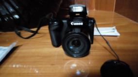 Câmera Fotográfica Canon Sx410 Is Semi Nova