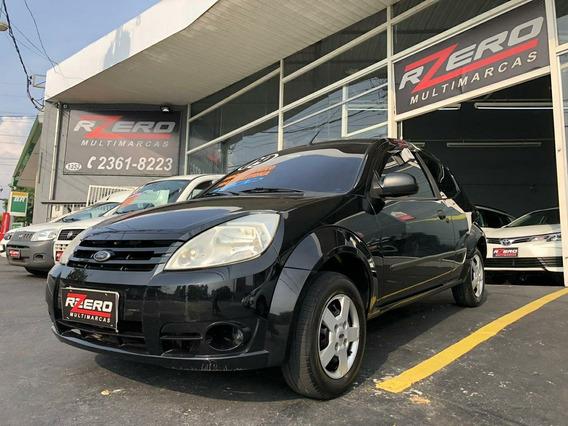 Ford Ka Hatch 2009 Vidros E Travas Elétricas 1.0 8v Flex
