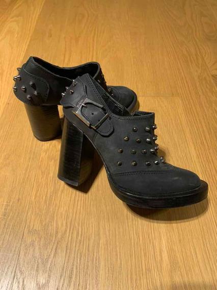 Zapato Bota Sofía Sarkany