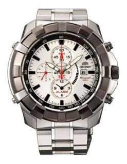 Reloj Orient Ftd10002w0 Classic Sporty. Crono. Alarma. Nuevo