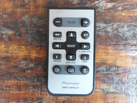 Controle Remoto Cd Sony Cd-r30 Usado O Mais Barato