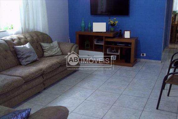 Casa Com 3 Dorms, Chico De Paula, Santos - R$ 390 Mil, Cod: 2231 - V2231