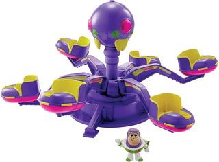 Toy Story Minis Buzz Lightyear Feria Juego Mecanico