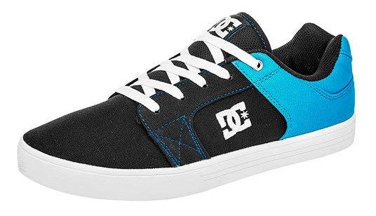 Tenis Hombre Pk 93539 Dc Shoes Negro