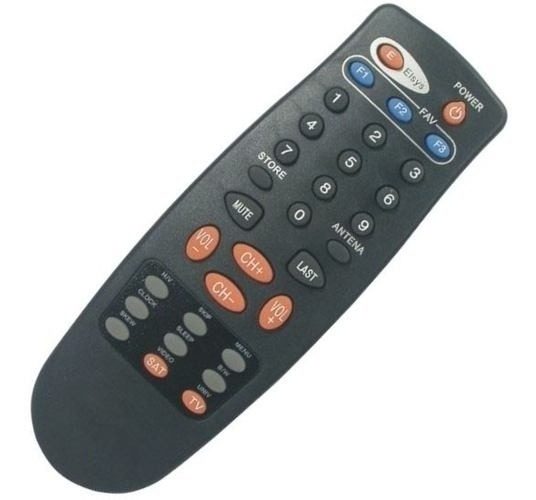 Controle Remoto Elsys 2.0, 2.5, 2.7,4100,4200 Mercado Envios