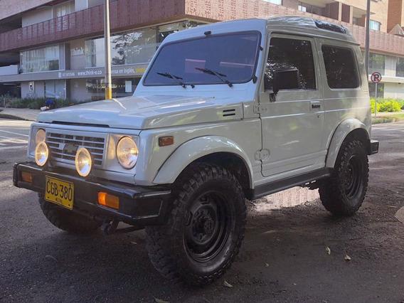 Chevrolet Samurai Hartop Cabinado 4x4