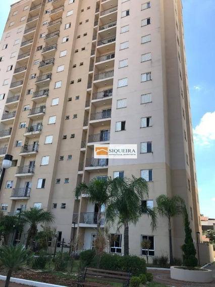 Apartamento Com 3 Dormitórios À Venda, 73 M² Por R$ 315.000 - Vila Trujillo - Sorocaba/sp - Ap1193