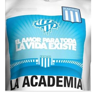 Playera Racing Club Modelo La Academia