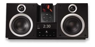 Parlante Logitech iPod Audio Station Auxiliar