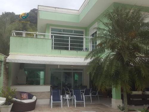 Casa Para Alugar No Bairro Jardim Guaiuba Em Guarujá - Sp.  - 532-2