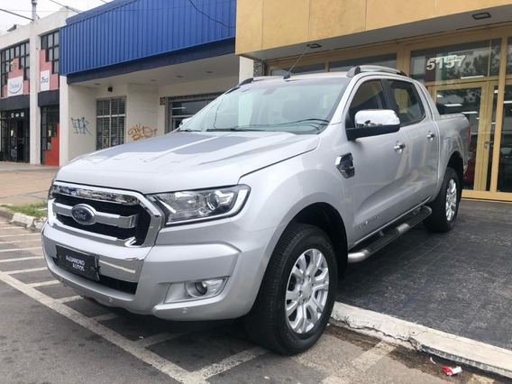 Ford Ranger Limited At 3.2 4x4 2018