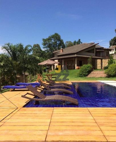 Imagem 1 de 30 de Chácara Com 3 Dormitórios À Venda, 2500 M² Por R$ 2.200.000,00 - Dois Córregos - Valinhos/sp - Ch0637
