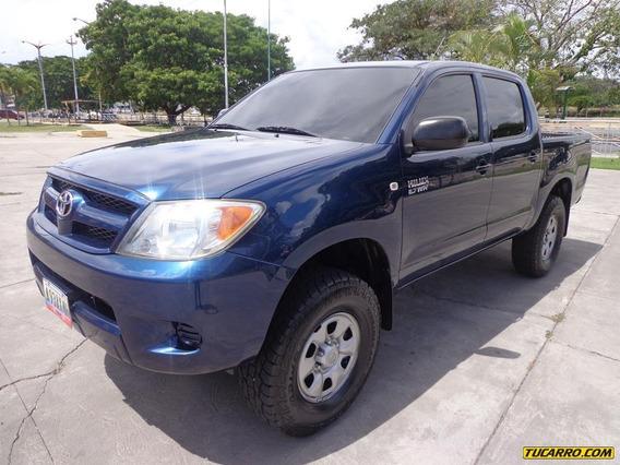 Toyota Hilux 2.7 Wti Auomático