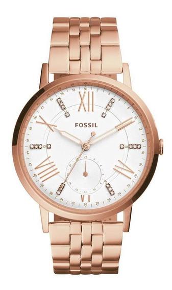 Relógio Fossil Feminino Gazer - Es4246/4bn