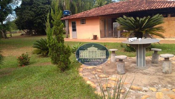 Chácara Residencial À Venda, Araçatuba. - Ch0040