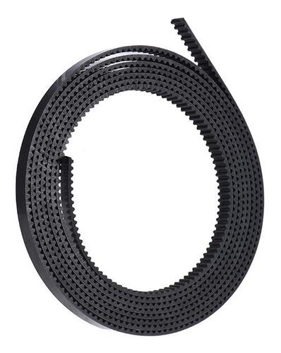 Imagen 1 de 7 de Anet 2gt Ancho Abierto Correa Dentada Material De Nylon 6mm