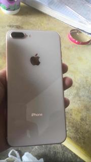 Celular iPhone 8 Plus 64 Gigas Novo De Mais
