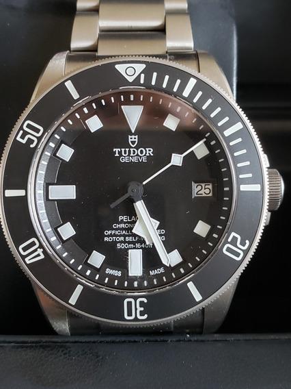 Tudor Pelagos Automatico Dive Rolex