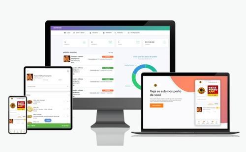 Sistema De Delivery (web E App)