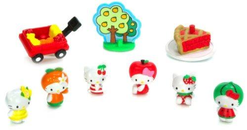 Muñecas Y Accesorios,blip Squinkies Hello Kitty Del Paqu..